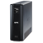 APC Power-Saving Back-UPS Pro 1500VA 865W 5-15P Input, (10) 5-15R Outlets