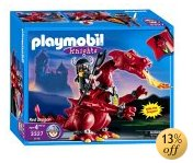 Dragon Troops Playmobil for 4 - 7 years