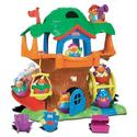 Weebles Weebly Wobbly Tree House