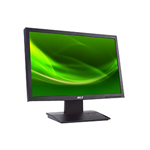 "Acer 19"" V193W EJb Widescreen LCD Monitor, Black"