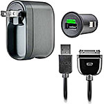 Belkin Charge 2.1A + ChargeSync Kit for iPod, iPhone, iPad