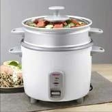 Aroma Pot-style 7-Cup Rice Cooker Steamer