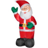 4 Foot Santa Christmas Inflatable