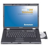 1.86GHz 3000 Intel Celeron CD-RW / DVD-ROM Wireless Notebook - (N200)