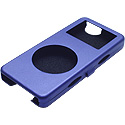 Apple Nano Metal Blue Ipod Case