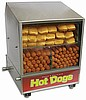 Benchmark USA The Dogpound Hot Dog Steamer