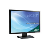 "Acer 22"" V223W EJbd Widescreen LCD Monitor, Black"