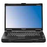 1.8GHz Toughbook Intel ™ Core 2 Duo DVD±RW Wireless Notebook - (CF-52CCABXBM)