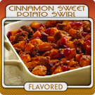 Cinnamon Sweet Potato Swirl Flavored Coffee <BR>(1/2lb Bag)