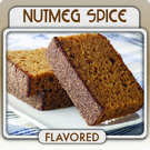 Nutmeg Spice Flavored Coffee (1/2lb Bag)