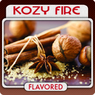 Kozy Fire Flavored Coffee (1/2lb Bag)