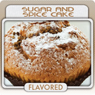 Sugar N Spice Cake Flavored Coffee (1/2lb Bag)
