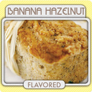 Banana Hazelnut Flavored Coffee (1/2lb Bag)
