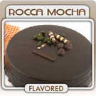 Rocca Mocha Flavored Coffee (1/2lb Bag)