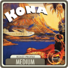Kona Coffee Blend <BR>(1/2 lb Bag)