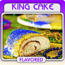 King Cake Flavored Coffee (1/2lb Bag)