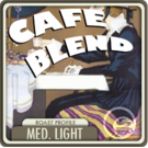 Cafe Coffee Blend <BR>(1/2 lb Bag)