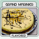 Grand Marnier Flavored Coffee (1/2lb Bag)