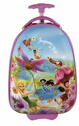 "Disney Luggage Tinker Bell ""Imagination in Flight"" 18"" Carry-On"
