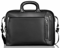 Tumi Arrive Narita Slim Leather Brief