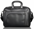 Tumi Arrive T-Pass Kennedy Deluxe Expandable Leather Brief