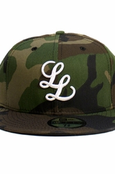 TheLegendsLeague New Era Cap - Woodland