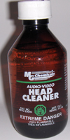 407C-250ml AUDIO/VIDEO HEAD CLEANER
