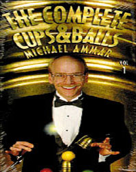 Cups and Balls 1 - DVD