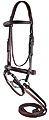 Marcel Toulouse Dressage with Soft Touch Rubber Reins