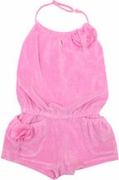 Kate-Mack *Pretty Pink* Romper- Sizes 4-5-10 Left Only!