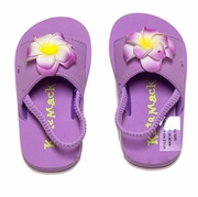 Kate Mack *Enchanted Orchid* Matching Sandal-SOLD OUT