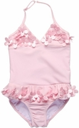 Kate Mack *Pink Poolside Petals* One-Piece- SOLD OUT!
