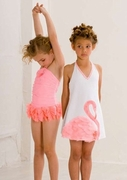 Kate Mack *Flamingo Flirt* Girls 1 pc  Swimsuit - Sold Out!