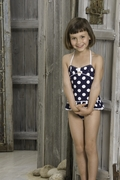 Kate Mack 'French Riviera' Polka Dot One Piece- Only Sz 6 Left