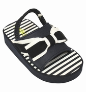 Kate Mack *Picnic Sail*/*French Riviera* Toddler Sandal