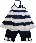 Kate Mack *French Riviera*Tunic Set -9m & 12m Left Only