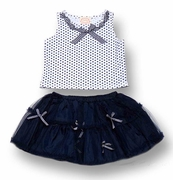 Kate Mack*'Madeleine* Top and Skirt 12m left only!