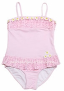 Kate Mack-Daisy Mae Skirted One Piece 4T left only