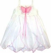 Kate Mack 'Butterfly Ballet' Spring Dress 12m-18m-24m-4t-Left Only!