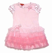 Kate Mack 'Tutu Cute' Dress 3m-3T