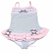 "Kate-Mack ""Pretty Polka"" 2 PC Tankini -SOLD-OUT"