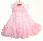"Kate Mack ""Pixie Petals"" Gorgeous Pink Dress- Sold Out!"