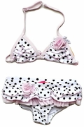 Kate Mack *Let's Polka* Swim Suit 2PC-Size 4 ONLY - SOLD OUT