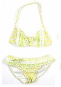 Kate Mack *Summer Daisies*SwimSuit 2pc-Size 4 & 4T Left Only
