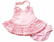 Kate Mack *Frosted Cupcake*SwimWear 2pc-Size 6m  Left Only!
