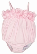 Kate Mack *Blooming Roses* - Pink Baby Swim Bubble Sizes 3m & 6m & 9m