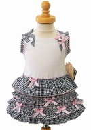 Biscotti Baby-*Catalina Cutie* Dress  Size -6m,9m