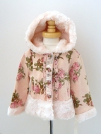Kate Mack *Pink Rose* Only a size 18M left!