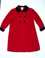 Kate Mack coat - Size 2T Left Only!!
