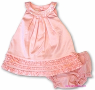 Baby Biscotti *Cute Couture* Charmeuse Dress -Sold Out